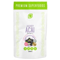 Ягода асаи в порошке, Premium Superfoods, 100 грамм